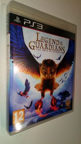 Gra PS3 Legends Guardians gry PlayStation 3 Hit minecraft lego nfs