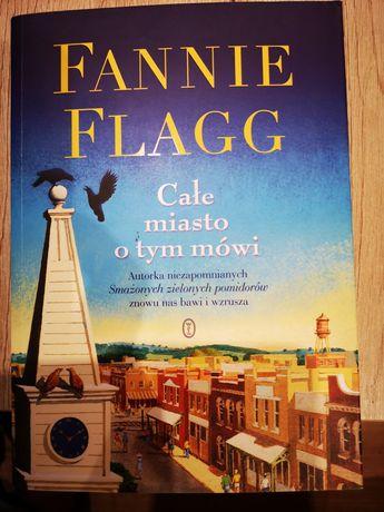 F. Flagg Całe miasto o tym mówi książka