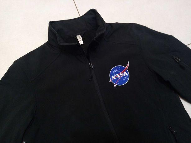 NASA - NOWA!!! z LOGO Kurtka Męska - Softshell rozmiar L