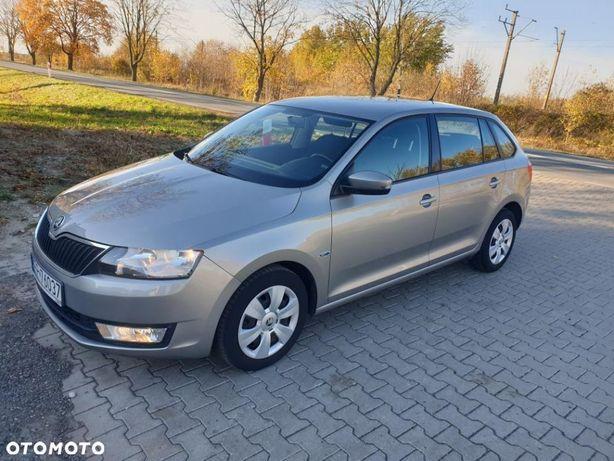 Škoda RAPID 1.2 B*Salon Polska*1 Właściciel*Gwarancja Na Rok*ZAMIANA*BEZWYPADKOWA