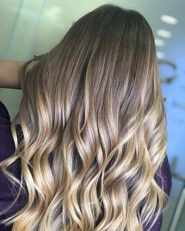 Колорист.Все виды окрашивания/покраски волос.м.Университет.Beauty Room