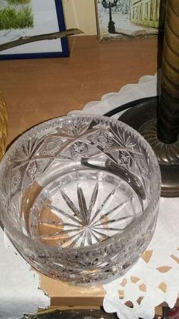 Kryształowa misa 2 szt.