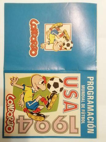 Calendário de futebol de 1994 de colecção