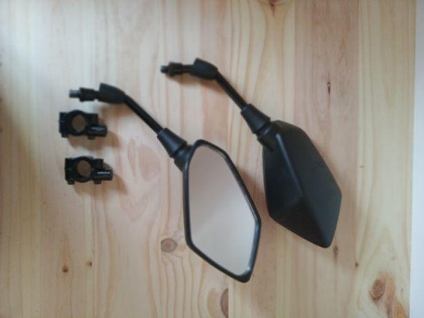 Espelhos retrovisores universais para mota (moto)