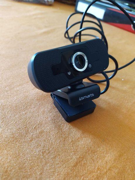 Webcam Full HD Modelo C1 da 4SMARTS