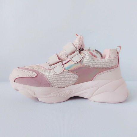 Шикарные стильные летние кроссовки Tom.m для девочки! Размер: 29-31!