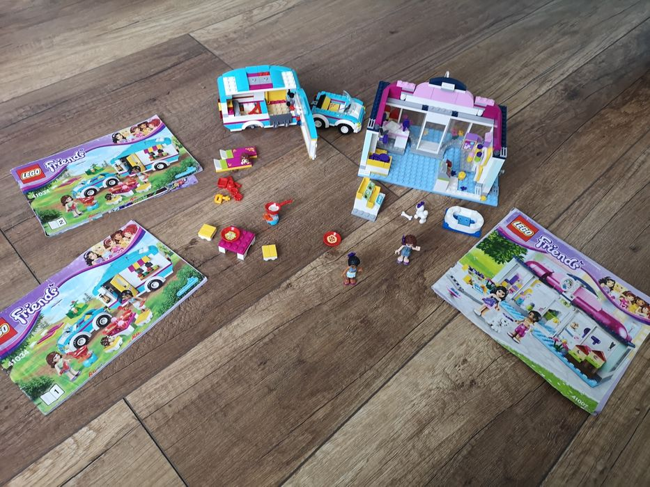 Lego friends 41007  410034 Mikołów - image 1