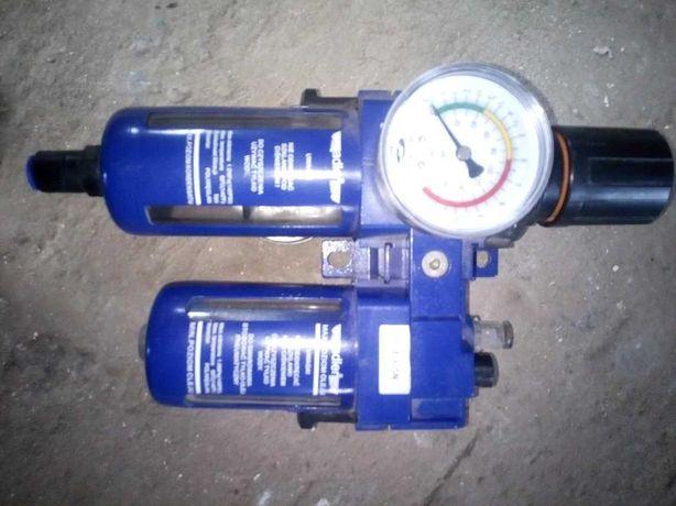 blok przygotowania powietrza reduktor naolejacz