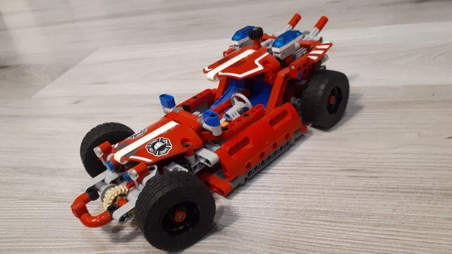Klocki Lego Technic -auto