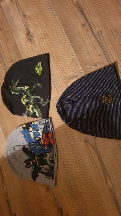 3 czapki z H&M dla chlopca stan jak nowe rozmiar s-m Gliwice - image 1