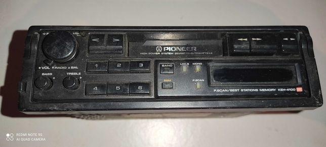 Auto Rádio anos 80