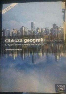 Podręcznik Geografia Oblicza geografii