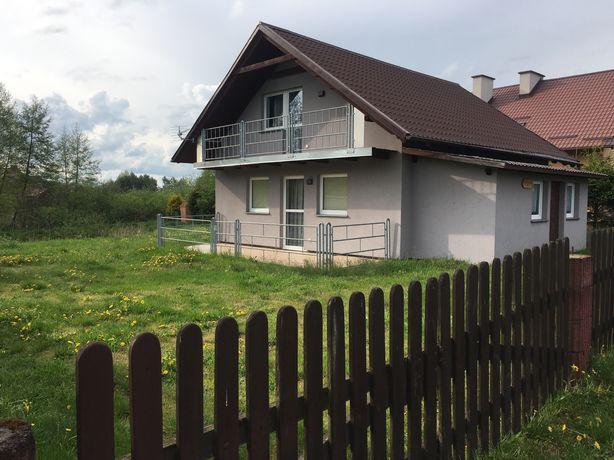 Dom wypoczynkowy w Szteklinie