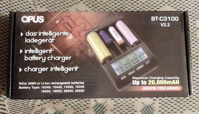 Зарядное устройство Opus BT-C3100 V2.2 Новые. Наличие. Оригинал!
