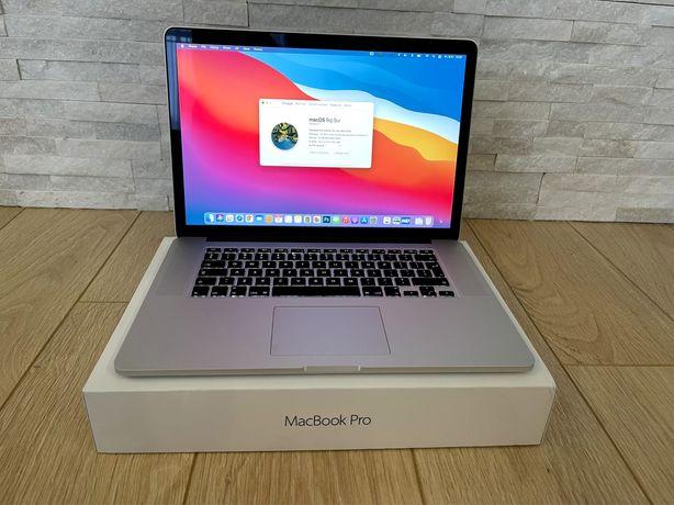 Apple MacBook Pro 15 Retina i7 16GB SSD 256GB POLECAM