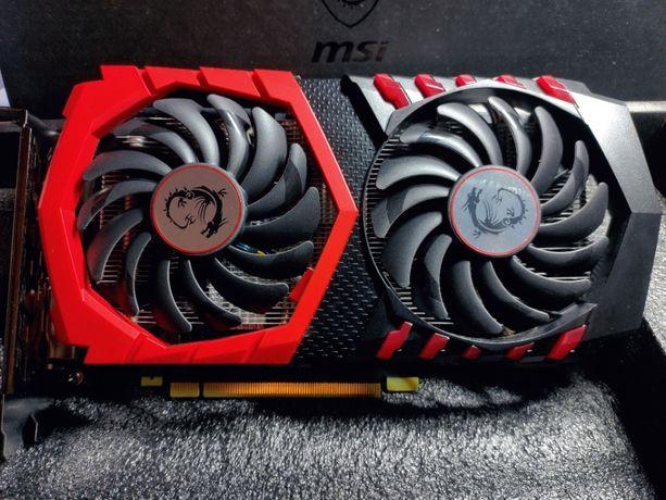 Видеокарта MSI GeForce GTX 1050 Ti GAMING X 4GB GDDR5 (128bit)