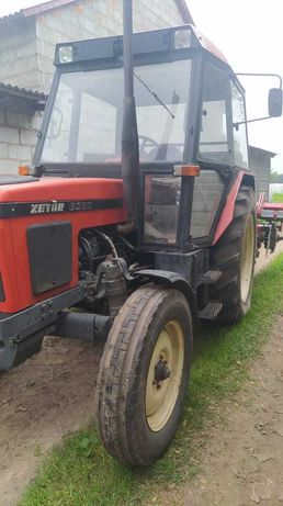 Zetor 6320 od rolnika