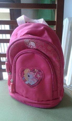 Plecak, plecaczek. My Little Pony. Kucyki Pony.