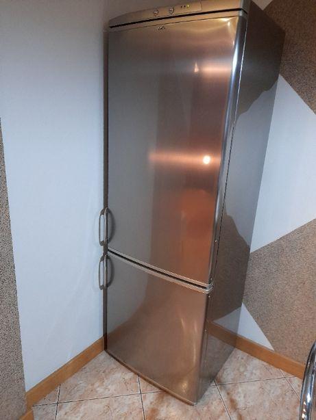 Amica lodówka z zamrażarką - lodówko-zamrażarka 2 agregaty
