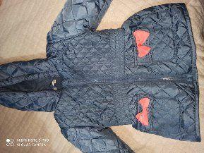Sprzedam kurtki zimowe dla dziewczynki rozmiar 86 i 92