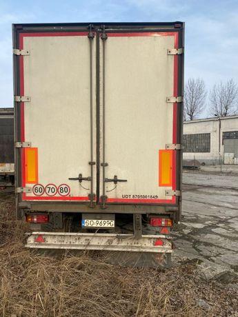 Naczepa Ciężarowa Izoterma, ( Kontenery, Chłodnia)
