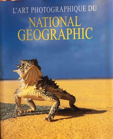 A arte da fotografia de National Geographic