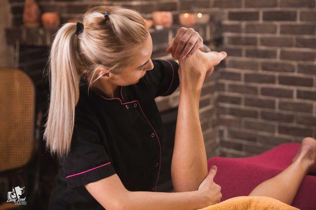Technik masażysta zaprasza Państwa na zabiegi masażu.