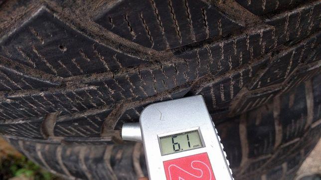 Шины зима NANKANG болото 235/65 R17 6mm резина колеса бу грязевые