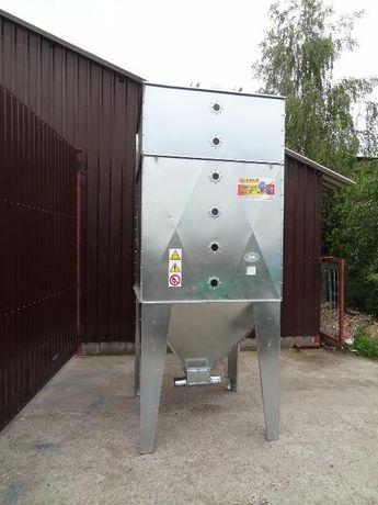ZBIORNIK SILOS NA PASZE 2750 litrów ocynk