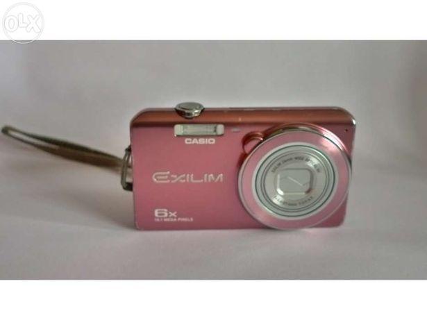 Maquina fotografica casio 16.1 megapixels
