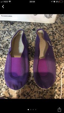 Sapatos danca