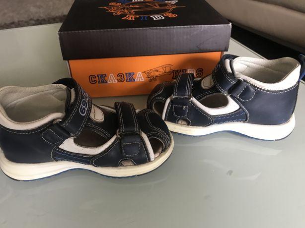 Босоножки сандали Сказка