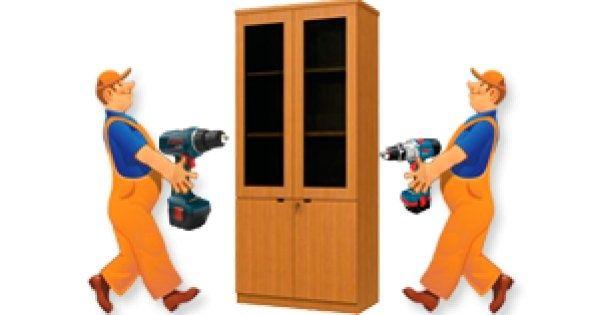 Збір, монтаж, ремонт меблів!