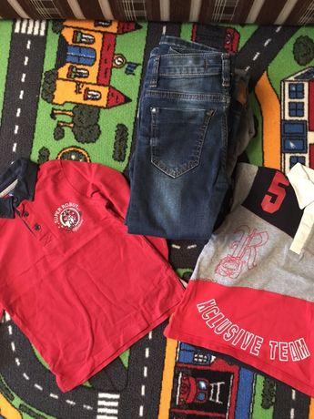 Пакет вещей для мальчика 5-6 лет рост 110-116 см
