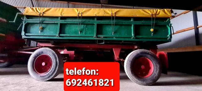 Przyczepa rolnicza  HL 60.11 8 Ton