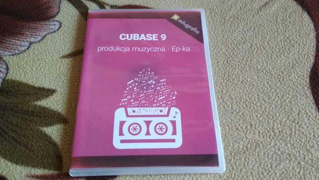 KURS CUBASE 9 - produkcja muzyczna