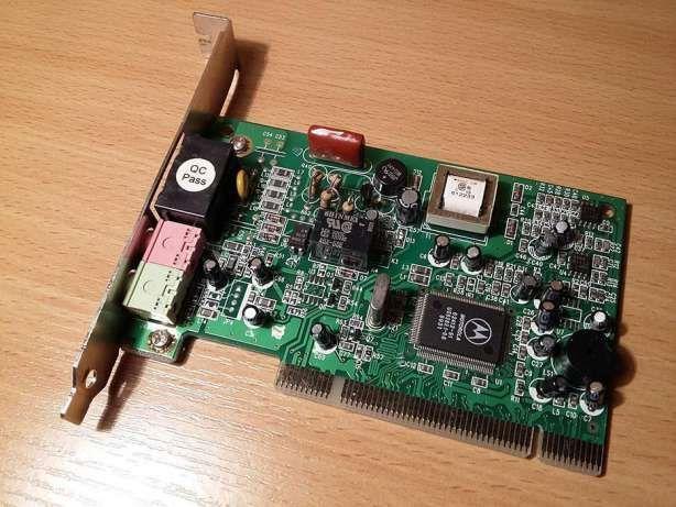 Модем Motorola 62412-51 SM56 PCI Fax Modem
