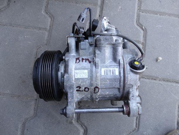 Sprężarka kompresor klimatyzacji BMW F10 F11 2.0D