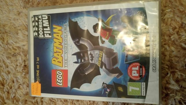 Lego Batman, gra na komputer!