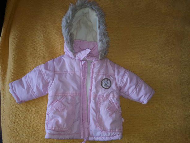 Куртка для девочки 6-8мес. Рост 68см