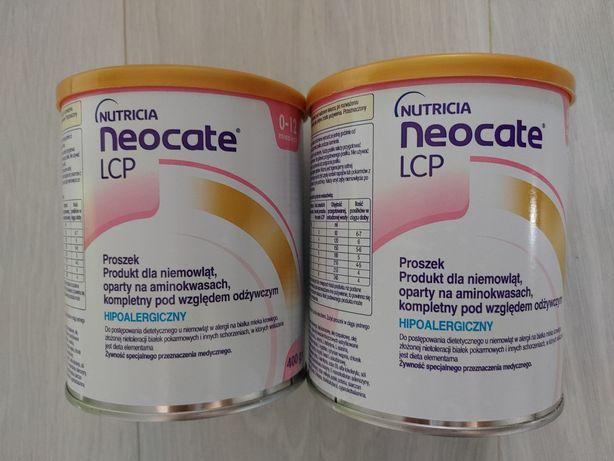 Mleko Neocate LCP 2x400g