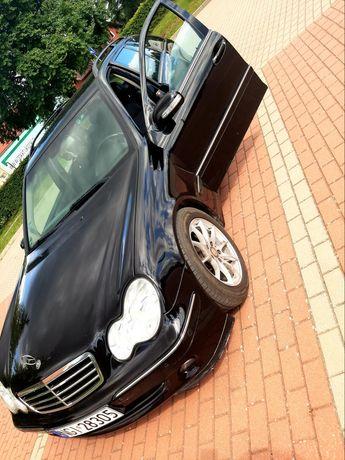 Mercedes c 220 Pierwszy właściciel w Polsce