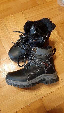 Kozaki zimowe buty 26