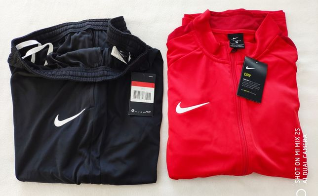 NOWY Dres kompletny Nike męski Dry Academy Rozmiar L