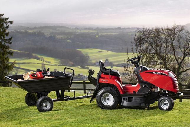 Nowy traktor ogrodowy Mountfield T30M silnik 450 ccm, 84 cm koszenia