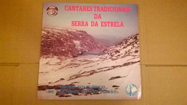 Grupo Folclórico Os Pastores De São Romão Cantares Tradicionais Serr