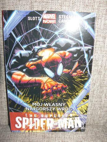 THE SUPERIOR SPIDER-MAN T.2 Mój własny najgorszy wróg
