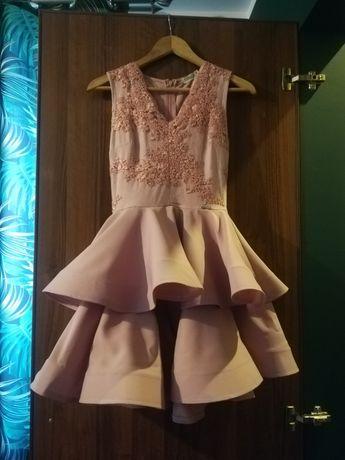 Sukienka rozkloszowana XS/S