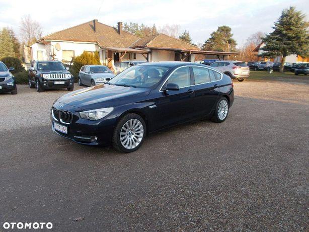 BMW 5GT 520d GT 184KM. Skóra Navi Xenon Kamera Serwisowana