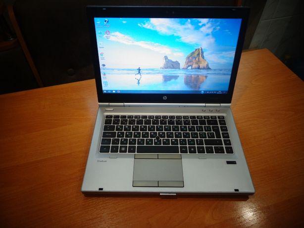 Ноутбук HP EliteBook 8460p,Core i5,RAM 4GB,SSD 120GB.